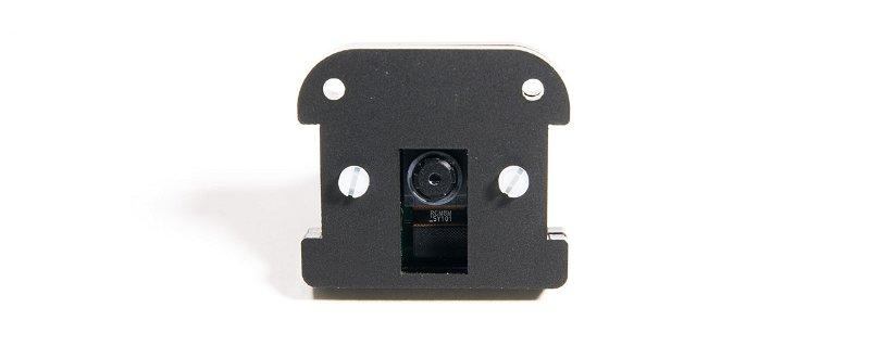 Camera mount second piece