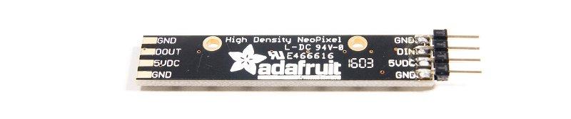 Neopixel pins