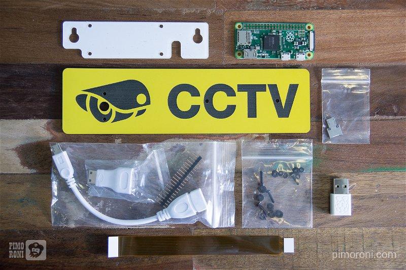 CCTV pieces