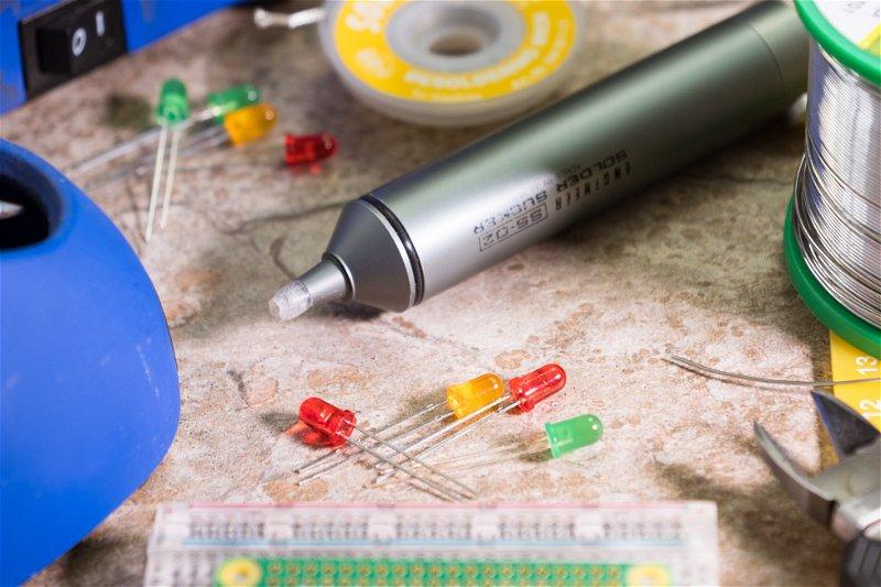Engineer Tools solder sucker